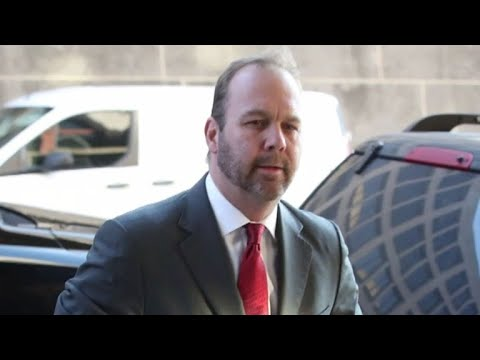 Rick Gates ends testimony in Paul Manafort fraud trial