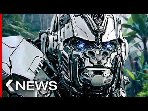 Transformers 7: Rise of the Beasts, Doctor Strange 2, Kill Bill Vol. 3... KinoCheck News