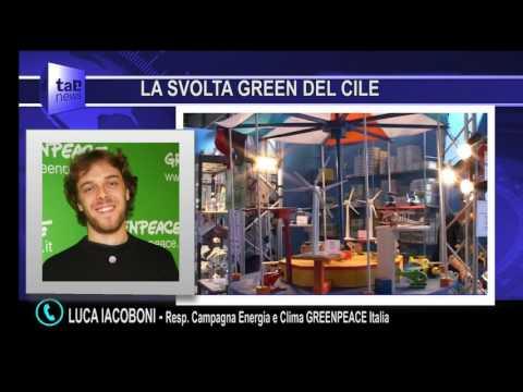 LA SVOLTA GREEN DEL CILE