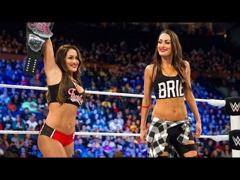 The Bella Twins' greatest moments: WWE Playlist