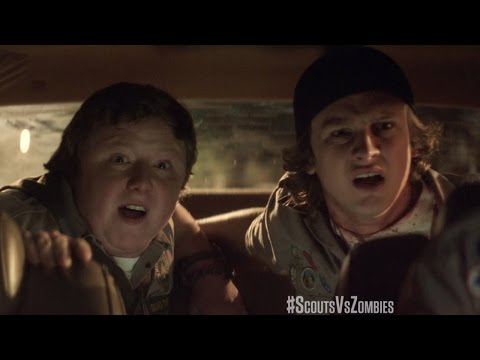 Scout's Guide to the Zombie Apocalypse (TV Spot 'Man Up')