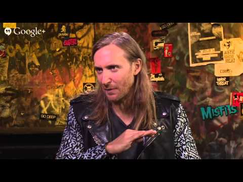 Video! - Tune in on Friday Oct 31st 12pm EST for a Google Hangout with David Guetta and watch the premiere of his new video. Start submitting your questions below. David will be answering the top 10...