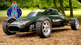 A Mini McLaren F1?: Gordon Murray's Light Car Company Rocket | Carfection 4K by Carfection