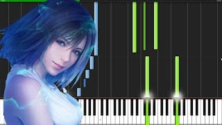 To Zanarkand - Final Fantasy X [Piano Tutorial]