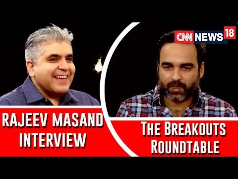 The Breakouts Roundtable 2018 With Rajeev Masand