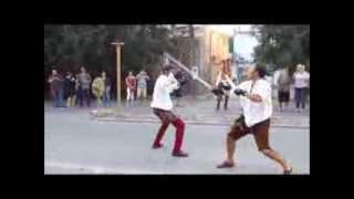 Video Accademia Cangrande - Duelli di Scherma Rinascimentale MP3, 3GP, MP4, WEBM, AVI, FLV Juli 2018