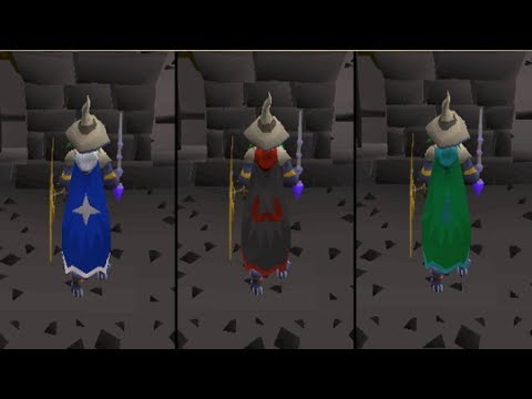 Getting the NEW Mage Arena II Cape (видео)