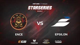 ENCE vs Epsilon, game 1