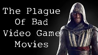Why are all video game movies panned by the critics? In this video essay I analyse why so many video game films are considered bad and how to go about making a good one.Please Like and Subscribe for more Video Essays :)