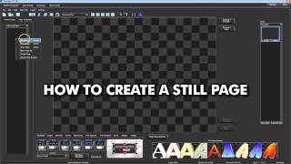CG-350 Tutorial 1: The Graphic Composer
