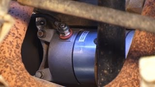 2. How to Replace a Four Wheeler Starter Motor