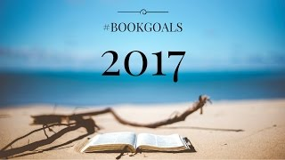 #Bookgoals 2017