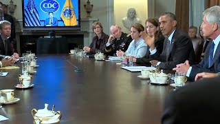 President Obama On The U.S. Response To Ebola