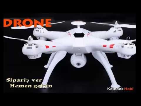Drone ✔️ RTH, AH, GPS, Fail safe, Kamera