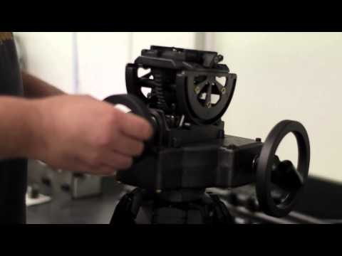 CPM Camera Rigs DSLR Gear Head Demo – Short