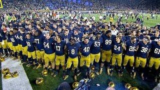 Inside Notre Dame Football - Season Recap