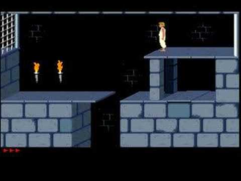 prince of persia amiga manual