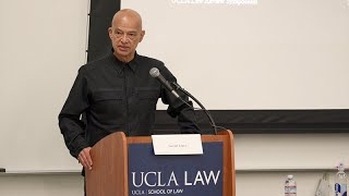 Latinx People and the Criminal Justice System with Gerald López