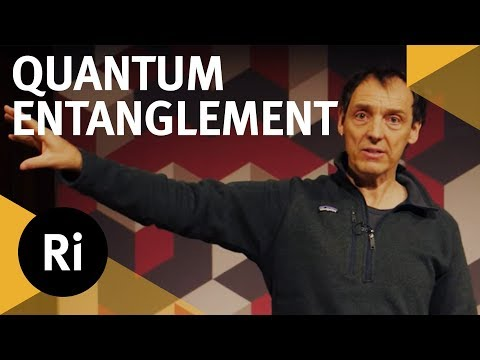 Understanding Quantum Entanglement - with Philip Ball