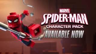 Pacchetto personaggi Spider-Man