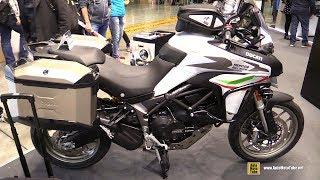 4. 2018 Ducati Multistrada 950 Hepco and Becker Customized - Walkaround - 2017 EICMA