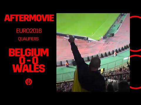 #Tousensemble - Aftermovie België-Wales