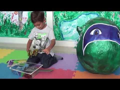 Imagens de feliz páscoa - SUPER OVO SURPRESA GIGANTE :: Ovo Tartarugas Ninja Brinquedos em Português DisneySurpresa