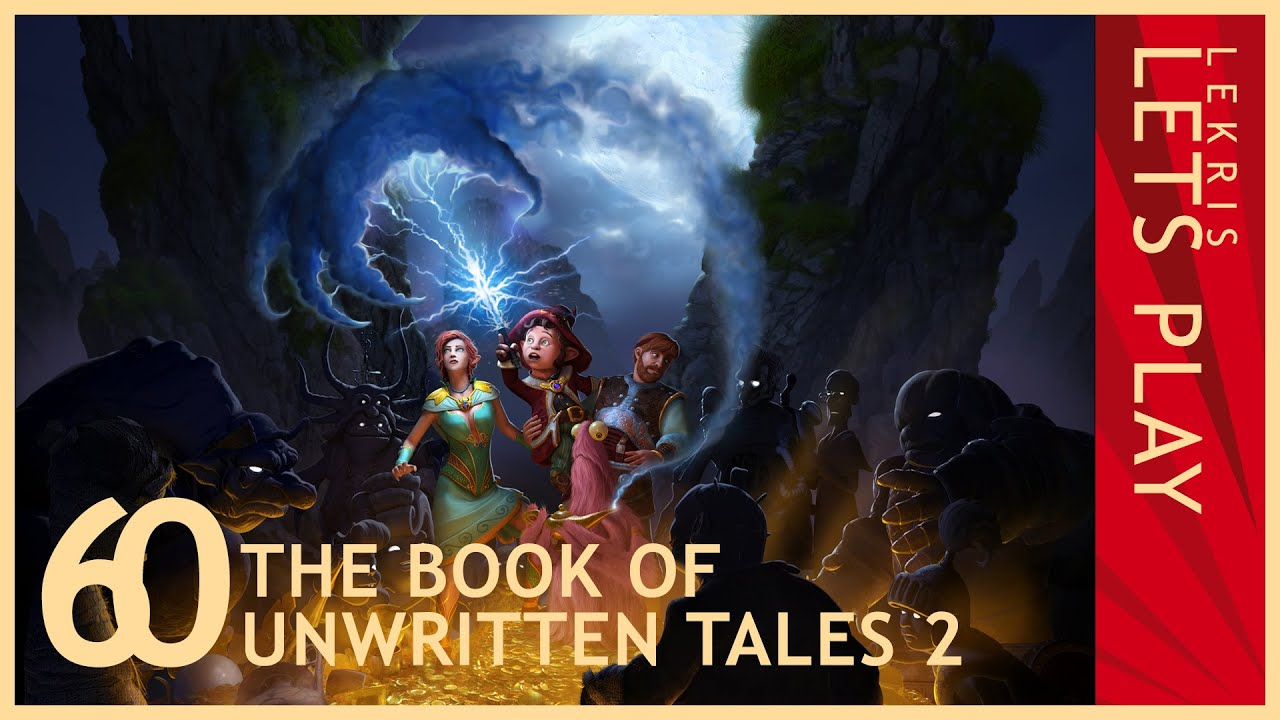 The Book of Unwritten Tales 2 - Kapitel 5 #60 - Geistersalat