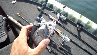 Video Fishing Rod Arsenal with LakeForkGuy MP3, 3GP, MP4, WEBM, AVI, FLV Januari 2019