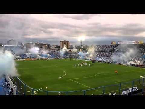 Recibimiento del Club Atlético Tucumán ante su rival Atlético Rafaela - La Inimitable - Atlético Tucumán