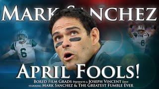 Mark Sanchez - April Fools by Joseph Vincent