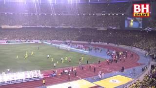 Pahang pertahan mahkota kejuaraan Piala Malaysia benam JDT