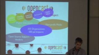 Content, Content Everywhere, and Opencast Project and Community