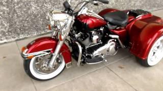 8. Harley-Davidson Police Trike 103 motor for sale