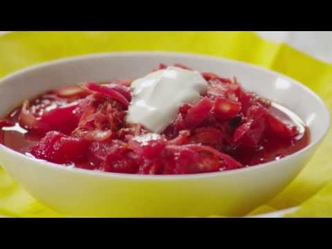 Soup Recipes – How to Make Borscht