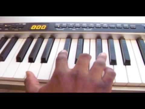 Flashing Lights Kanye West (#1 Piano Cover)