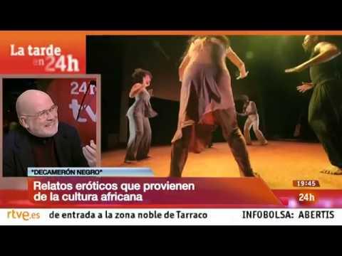 RTVE La Tarde en 24 Horas, Dec 4, 2013