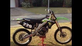 6. Kx 250f 2006