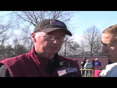 UMass Post Meet Interviews With Coach O'Brien and Wilson