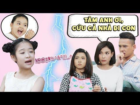 """Gia đình là số 1 phần 2 ep cut 101: Lam Chi nổi giận đùng đùng & """"quát mắng"""" cả gia đình vì Tâm Anh? - Thời lượng: 13 phút."""