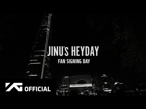 JINU - [JINU's HEYDAY] FAN-SIGNING EVENT in JAMSIL