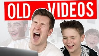 Video BROTHERS REACT TO OLD VIDEOS MP3, 3GP, MP4, WEBM, AVI, FLV Desember 2018