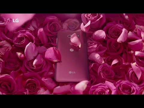LG V30: Raspberry Rose Edition