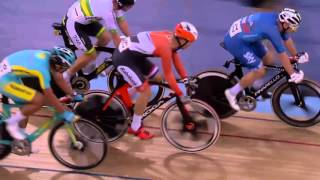 Nonton Men's Omnium - Elimination Race - 2016 UCI Track Cycling World Championships Film Subtitle Indonesia Streaming Movie Download