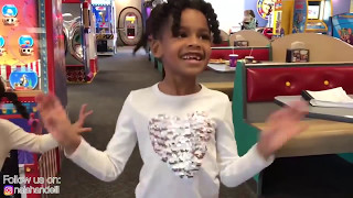 Bad Baby Crushes Sister at Games kids toys to see