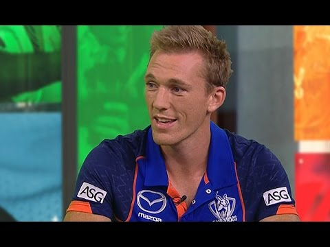 March 01, 2016 - Drew Petrie On AFL Tonight (Fox Sports)