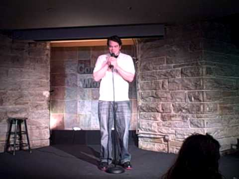 David DeHart Comedy Works 2-1-11
