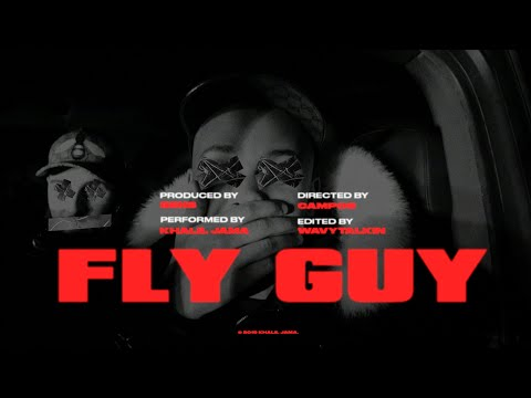 KJ - FLY GUY [OFFICIELL MUSIKVIDEO] prod. by Bens
