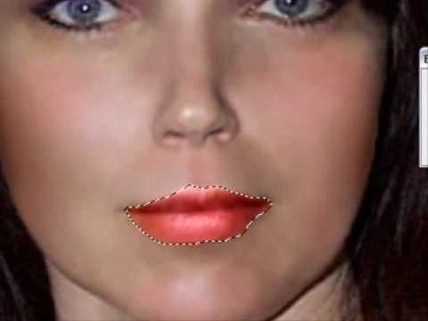 Photoshop de fea a linda 2