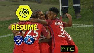 Video SC Bastia - Paris Saint-Germain (0-1)  - Résumé - (SCB - PARIS) / 2016-17 MP3, 3GP, MP4, WEBM, AVI, FLV Mei 2017